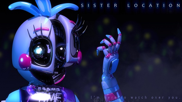 FIVE NIGHTS AT FREDDY'S: SISTER LOCATION | Fnaf Sister Location