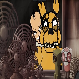 Five Nights At Freddy's 3 Animation Parody