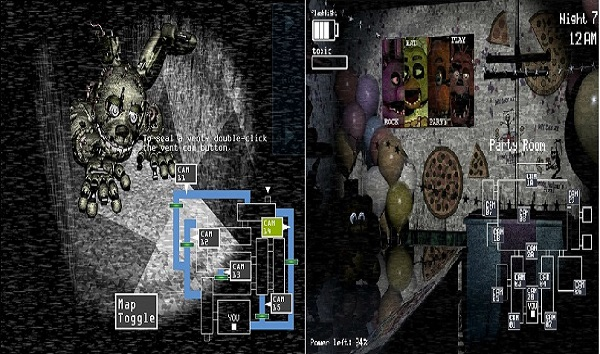 How To Play Five Nights at Freddy's
