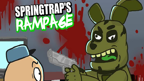 Springtraps Rampage Main Page
