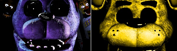 Story behind the game Five nights at freddy's