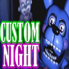 Fnaf Sister Location Custom Night