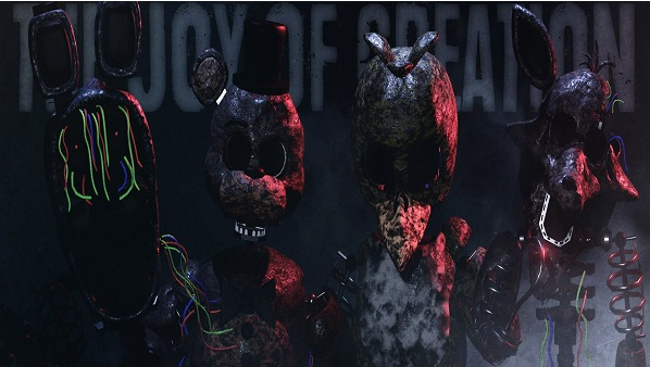 The joy of creation robotic creatures