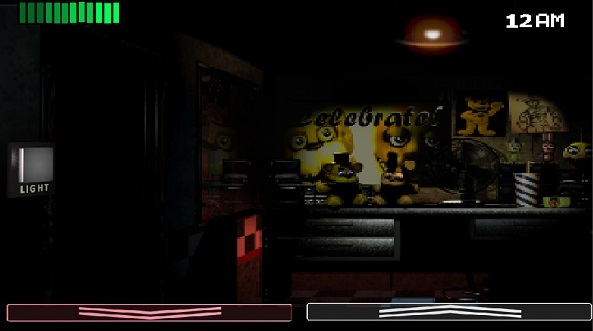 Freddy fazbears pizza 3 security room